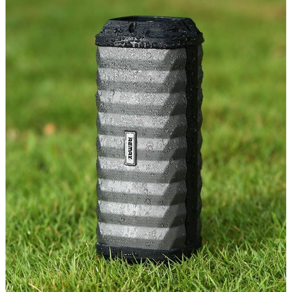 Мощная колонка Remax-M12 waterproof bluetooth
