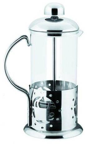 Френч - пресс для чая и кофе V 600 мл (шт), фото 2