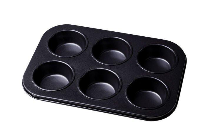 Форма антипригарная для выпечки кексов 6 шт 265*175*30 мм (шт)