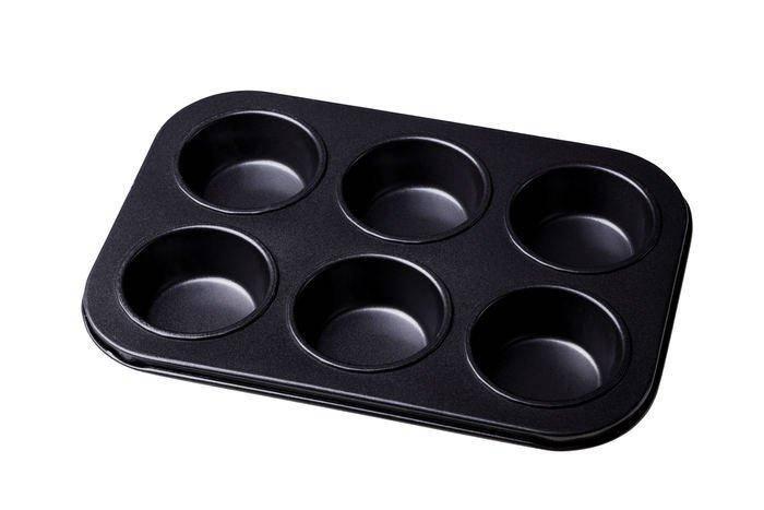 Форма антипригарная для выпечки кексов 6 шт 265*175*30 мм (шт), фото 2