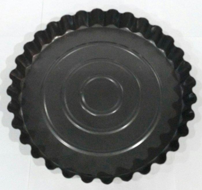 """Форма антипригарная для выпечки""""Большая Тарталетка""""Ø 280 мм;85 мм (шт)"""