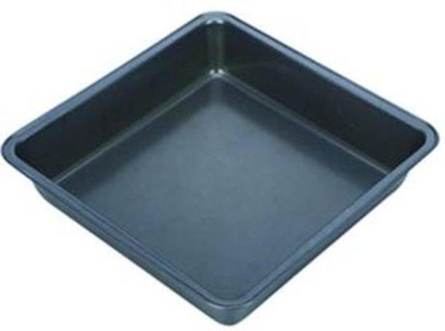 Форма антипригарная квадратная 220*220*50 мм (шт), фото 2