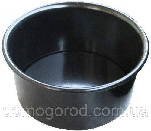 Форма антипригарная круглая с откидным дном Ø170 мм;H80 мм (шт)