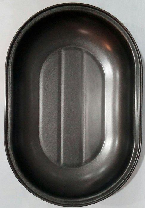 Форма антипригарная овальная 400*270*70 мм (шт)