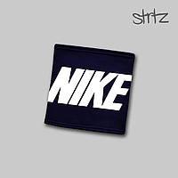 Теплый горловик Nike синего цвета  (люкс копия)