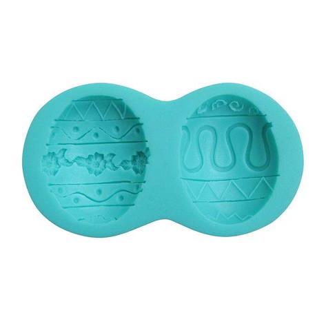 """Молд силиконовый""""Пасхальное яйцо""""105*55 мм (шт), фото 2"""