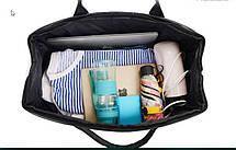 Большая каркасная дорожная спортивная сумка с глазами, фото 2