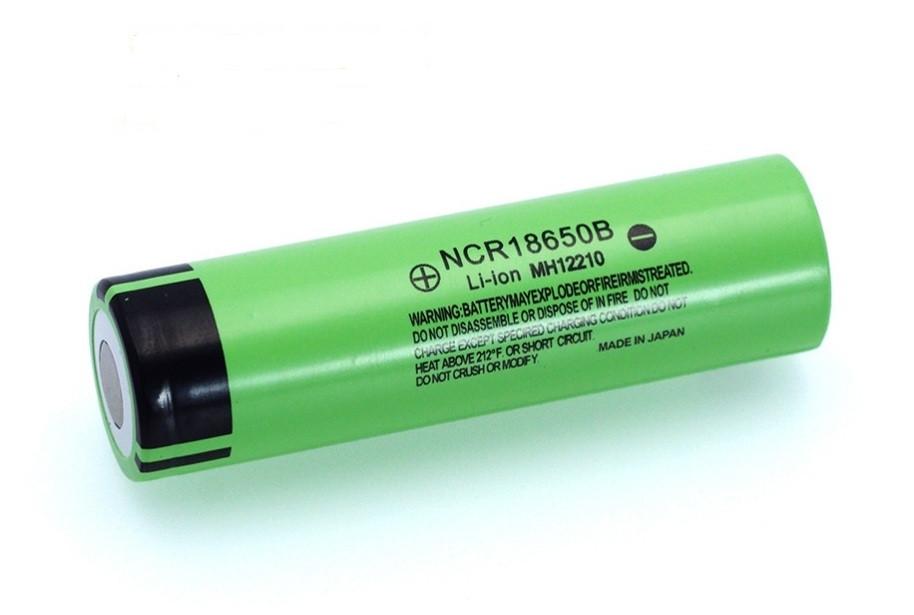 Аккумулятор Panasonic NCR18650B 3400 mAh-18650 качество