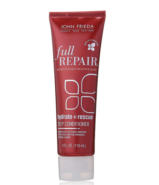 "John Frieda кондиционер для волос "" Полноевосстановление""Deep Conditioner Hydrate + Rescue 118mlкон"