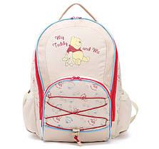 Стильный рюкзак для путешествий Винни Пух с ковриком, фото 3