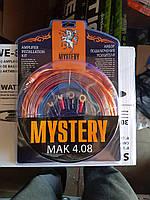 Набор подключения усилителей MYSTERY MAK 408