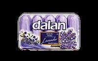 Мыло туалетное Dalan Beauty 5*70г. Лаванда (экопак)