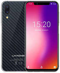 Umidigi One 4/32 Gb black