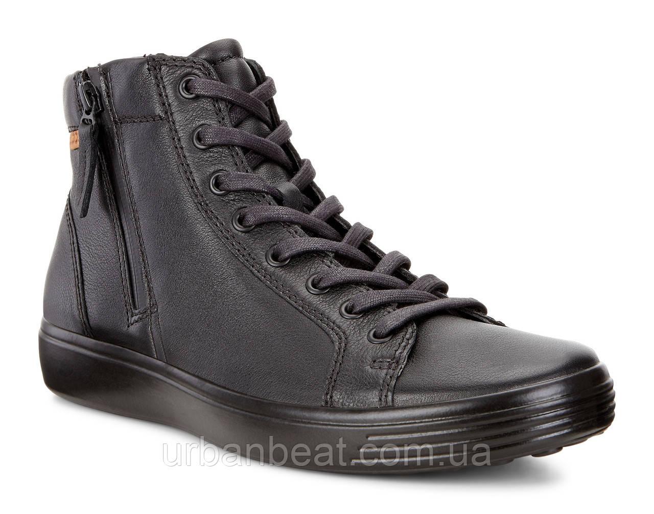 Мужские ботинки Ecco Soft 7 430134 59075 ОРИГИНАЛ , фото 1