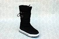 Зимние сапоги  Детские термо сапоги  Теплая обувь для девочек