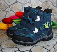 eb0f163e7 Подростковые Сноубутсы / термо ботинки ТОМ М. на овчине (размер 37 ...