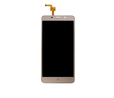 Дисплей + сенсор для Bravis X500 Trace Pro Dual Sim Gold, фото 2