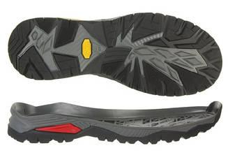 Подошва для обуви Мувер-2 ТР (MOVER-2 TR), цв. черный + серый