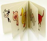 Добра Книжечка для дітей віком 6-12 місяців, фото 5