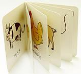 Добра Книжечка для дітей віком 6-12 місяців, фото 6