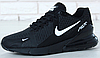 Кроссовки мужские Nike Air Max Flair 270 KPU, Найк аир макс 270, реплика