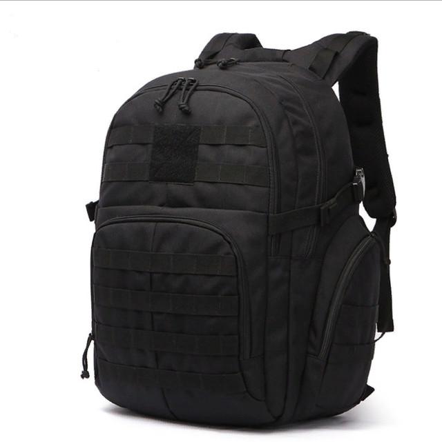 купить рюкзак тактический рейдовый армейский военный охота рыбалка активный отдых природа 30-35 л черный