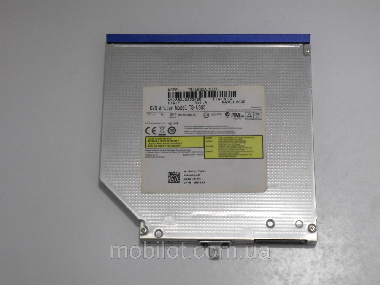 Оптический привод Dell E4300 (NZ-7542)