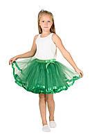 Фатиновая юбка - зеленая, фото 1