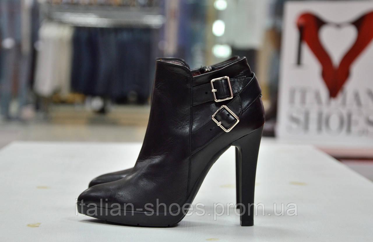 Ботинки черные Frau -753