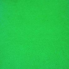 Фетр жорсткий 3 мм, 50x33 см, СВІТЛО-ЗЕЛЕНИЙ, Китай