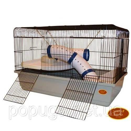 Клетка Ferret 100 для грызунов 100*55*64