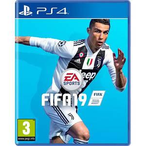 FIFA 19 (русская версия) Диск