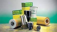 Фильтры масляные MANN