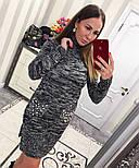 Женское прямое платье с карманами (3 цвета), фото 6