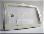 Белый кожаный чехол-книжка Folio Case для Asus Memo Pad 7 Me170C Me170CX, фото 5