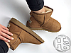 Женские угги UGG Classic Mini II Boot Chestnut 1016222, фото 3