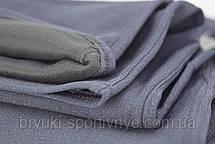 Штани жіночі на флісовій підкладці у великих розмірах 5XL - 7XL, фото 2