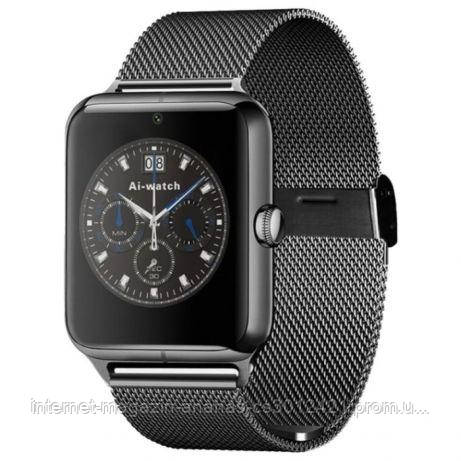 Смарт-часы uWatch Z60 Black