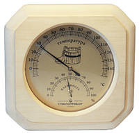 Термометр гигрометр для сауны ТГС исп.1