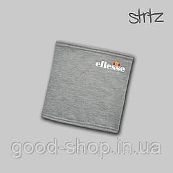 Теплый горловик Ellesse серого цвета  (люкс копия)