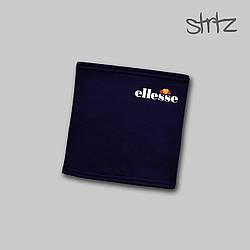 Теплый горловик Ellesse синего цвета  (люкс копия)