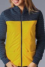 Молодежная яркая куртка весна-осень 972