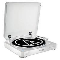 Граммофон Audio-Technika AT-LP60 White