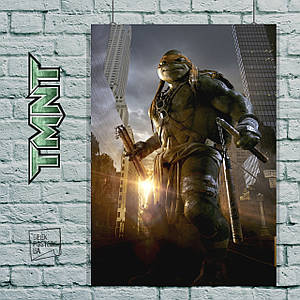 Постер Черепашки-ниндзя, TNMT (60x85см)