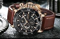 Мужские оригинальные часы, фото 1