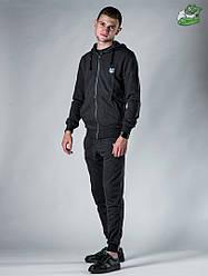 Зимний спортивный костюм KENZO Black топ реплика