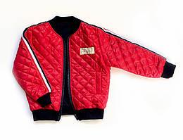 Куртка Andriana Kids від 1 до 4 років червона