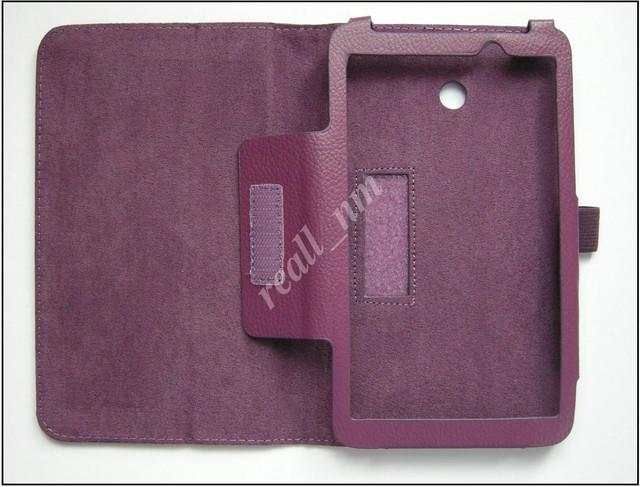 кожаный чехол Asus Memo Pad 7 Me70C ME70CX