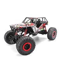 Радиоуправляемая игрушка HB TOYS Rock Crawler Джип на р/у 1:10 700mAh 4x4 Красный (SUN2259), фото 1