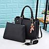 Женская сумка + клатч 2-в-1 0732/2 (ДМ)